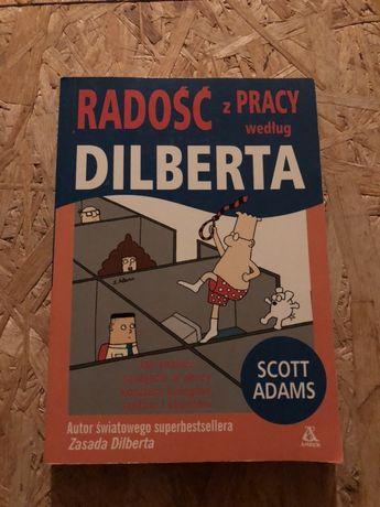 Radość z pracy według Dilberta, Adams