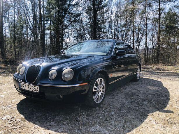 Jaguar S-Type 2.7 2005r. ZAMIANA, sprzedaz!
