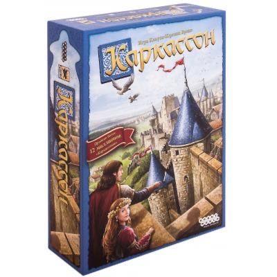 Настольная игра Каркассон от Hobby World
