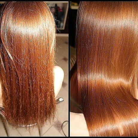 Полировка/шлифовка волос