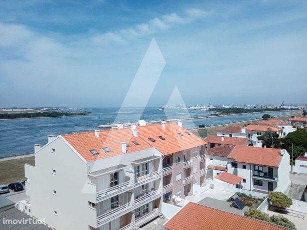 Apartamento T1 na Praia Da Barra