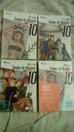 Um Novo Tempo de História-Historia A 10.ano