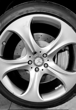 Диски оригинальные Mercedes Maybach