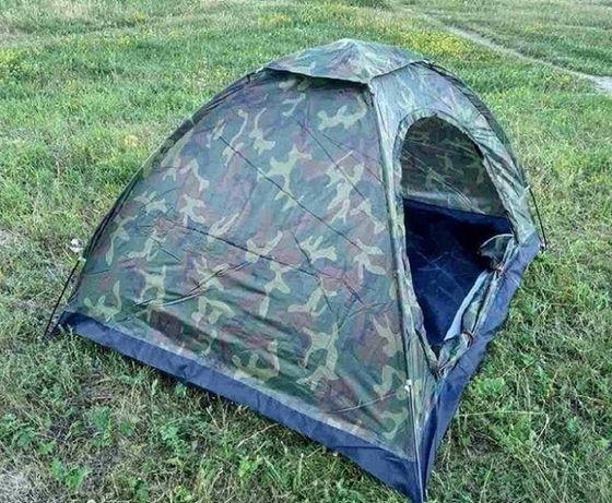Двохмісна туричтична палатка 2х1,5м (Хакі)