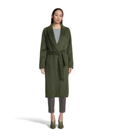 Новое пальто из альпаки марка Windsor.