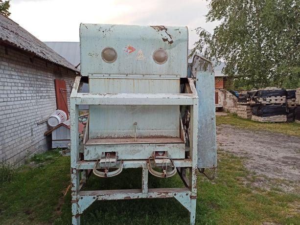 Petkus Selectra do traw(3poziomy sit) k218 Gigant k531 czyszczalnia