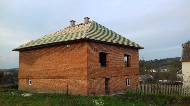 Покрівельні роботи - монтаж покрівлі даху під ключ.