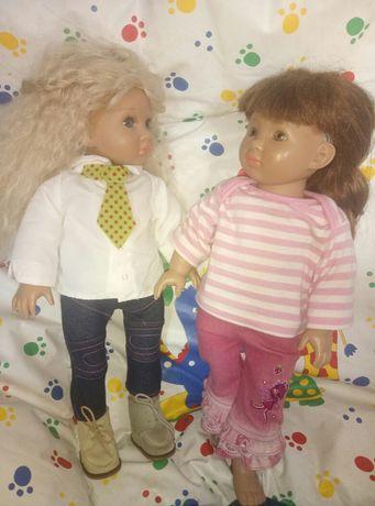 Две шикарные кукла фирмы Teenee,Голландия.