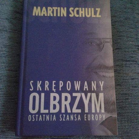 Martin Schultz Skrępowany Olbrzym, Ostatnia szansa Europy