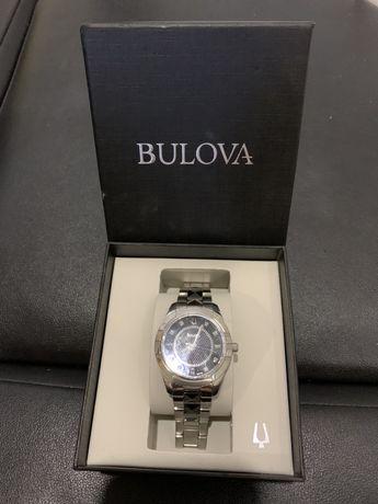 """Часы """"BULOVA"""", diamond, original Japan"""
