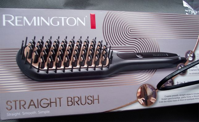 Szczotka Remington CB7400 do prostowania włosów