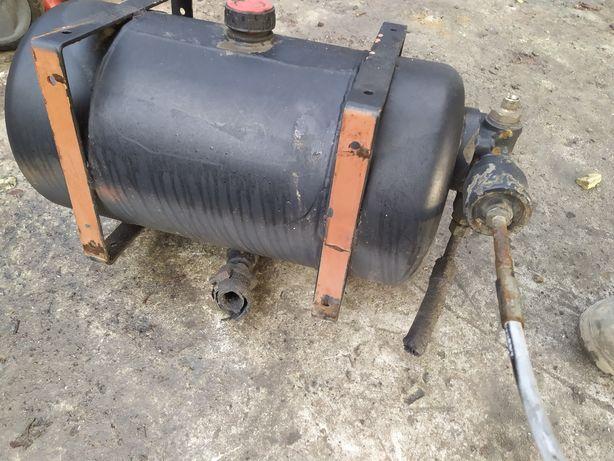 Zbiornik hydrauliczny do kipra wywrotki około 20 litrów