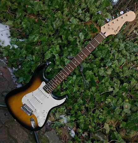 Gitara elektryczna stratocaster Squier by Fender