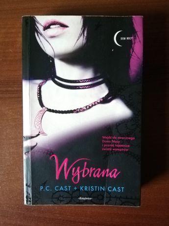 """Wybrana"" P.C. Cast + Kristin Cast"