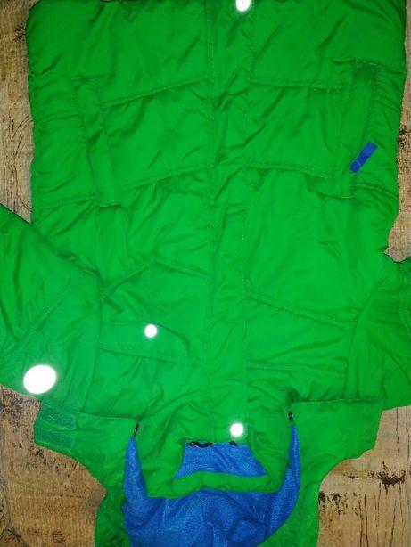 Демисезонная куртка 116р