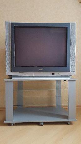 Телевизор JVC модель AV-3408TEE диагональ 34(86см) сделано в Таиланде