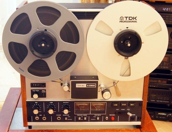 Magnetofon szpulowy TEAC a3300