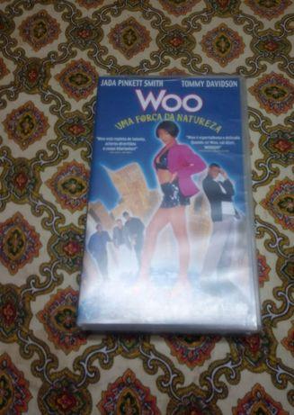 VHS Woo, Uma força da natureza