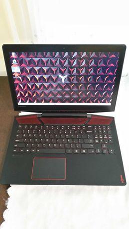 16GB RAM, 4 rdzenie + GTX 1060, gamingowy laptop Lenovo Y720, jak NOWY
