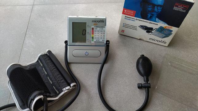 Тонометр полуавтоматический Microlife BP A80
