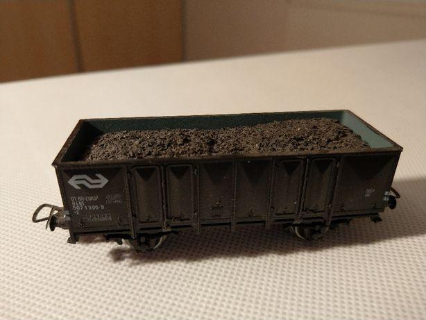 Wagon węglarka H0