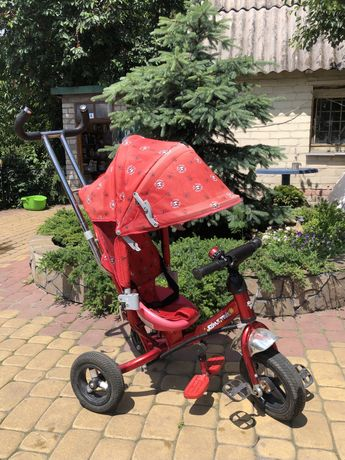 Велосипед Azimut trike 3-х колесный