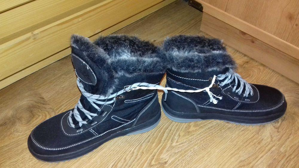 Sprzedam nowe buty zimowe rozmiar 37. Skoczów - image 1
