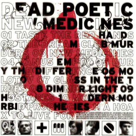 dead poetic new medicines