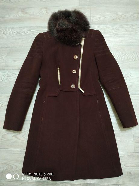 Зимнее пальто , р. 44
