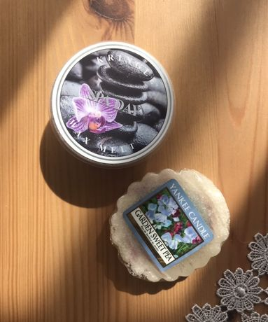 Yankee Candle Kringle woski zapachowe