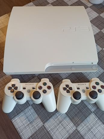 PlayStation3 Limited White Edition