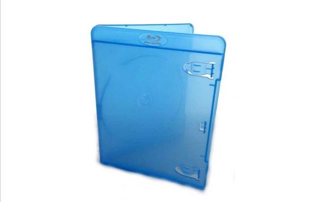 Pudełko na jeden Blu-Ray 1xBD-R 10 sztuk 11mm, nowe, oryginalne.