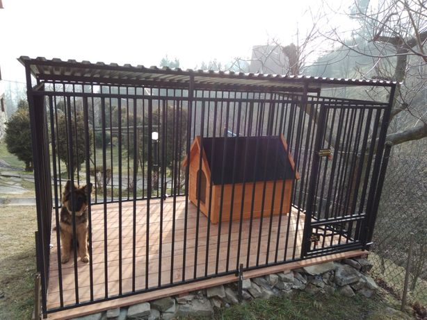 Kojec dla psa 3x2m, klatka, boks, zagroda, najwyższa jakość