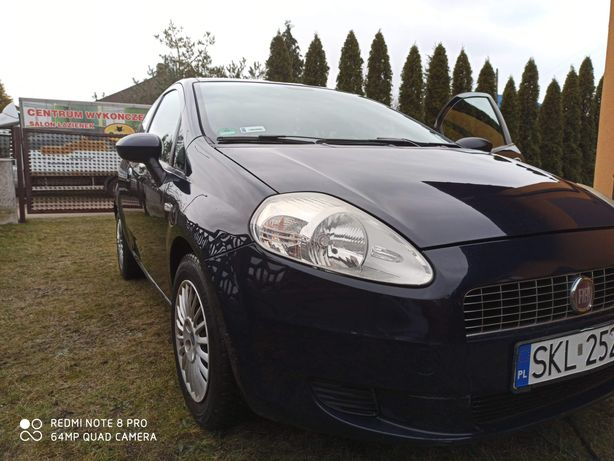 FIAT Grande Punto Bardzo Dobry Stan!!