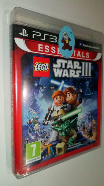 Gra PS3 Lego Star Wars III 3 gry PlayStation 3 Hit