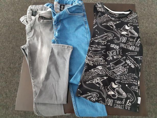 Spodnie + koszulka