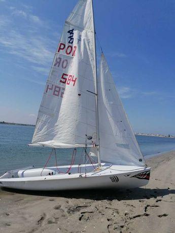 Barco Vela classe 420, venda/troca