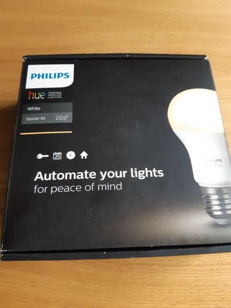 Żarówka LED Philips Hue Starter Kit Set E27