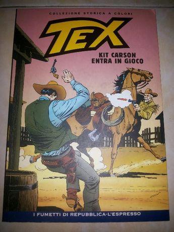 Livro Tex em Italiano