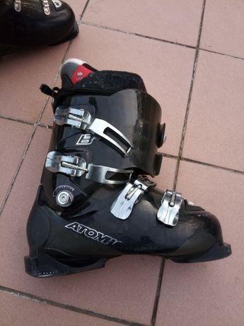 ATOMIC B-9 buty narciarskie