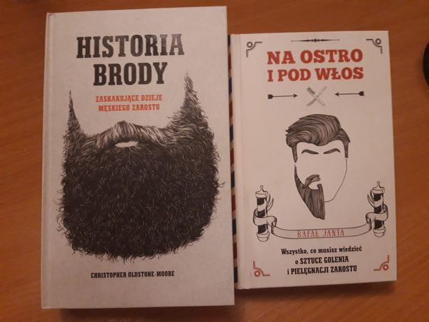 Historia brody + Na ostro i pod włos