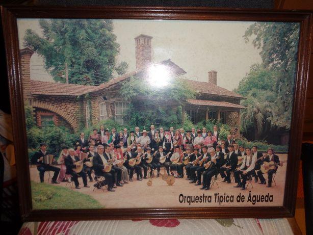 Quadro Orquesta Típica de Águeda Antiga?