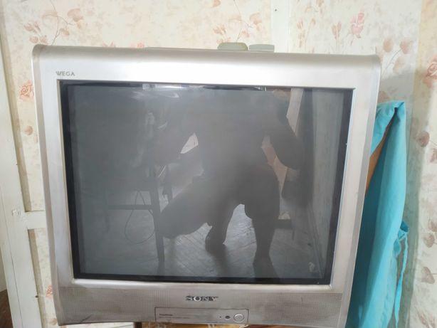 Рабочий телевизор Сони. Sony wega