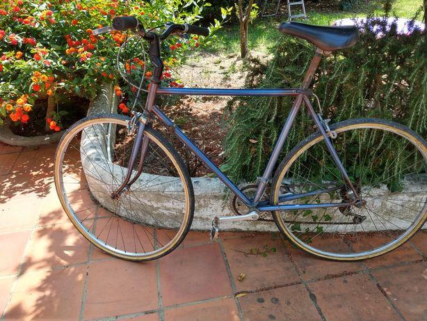 Bicicleta ciclismo estrada antiga / recuperar