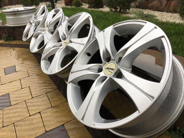 Диски Autec Original R17 5x112 Et45 7.5J. Mercedes/VW/Audi/Skoda