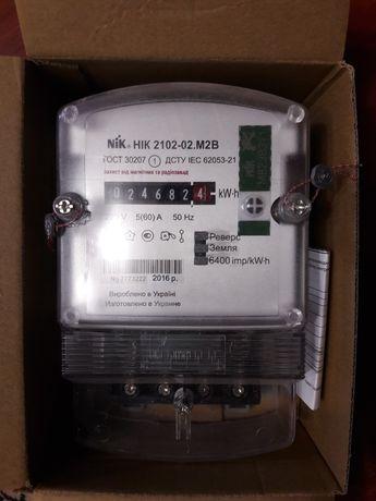 электросчетчик Nik 2101-02.M2B