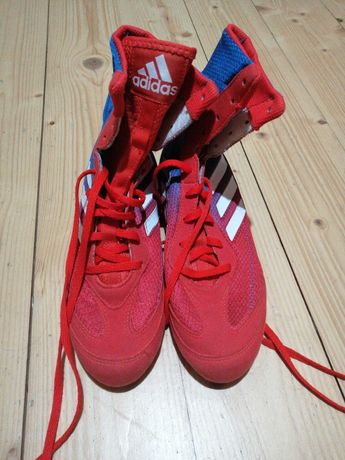 Buty bokserskie Adidas box hog 2