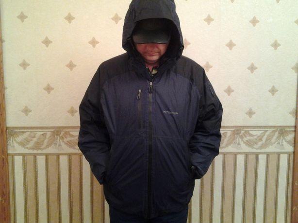 Columbia Titanium куртка три в одной оригинал 52-54 раз