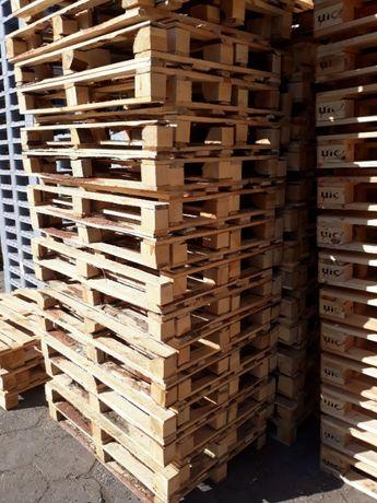 Palety drewniane 120x80 lekka nowe paleta drewniana FV III gatunek