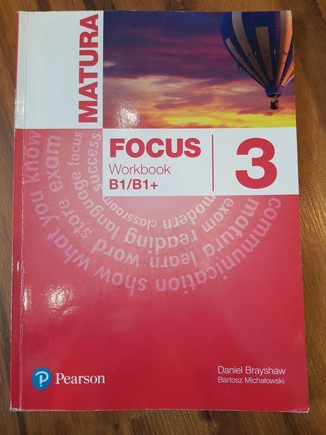 Ćwiczenia do angielskiego Matura Focus 3 Workbook